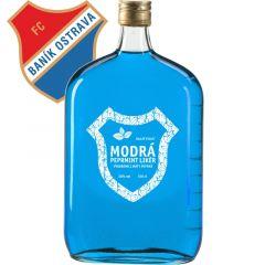 Bartida Modrá Peprmint 1l 20%
