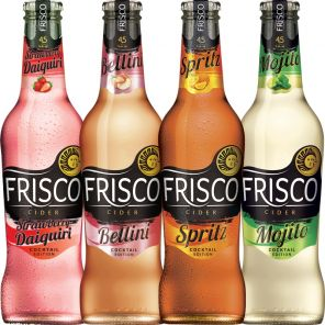 Frisco Cocktail edition 0,33l 4,5% Sklo