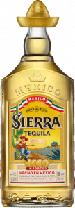 Tequila Siera gold  1l 38%