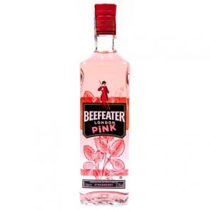 Gin Beefeater Pink 1l 37,5%