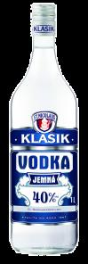 Klasik Vodka jemná 1l 40%