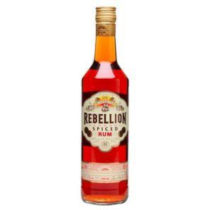 Rebellion rum Spiced 0,7l 37,5%