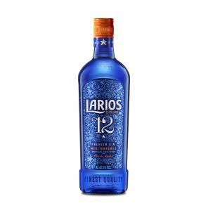 Gin Larios 12 0,7l 40%