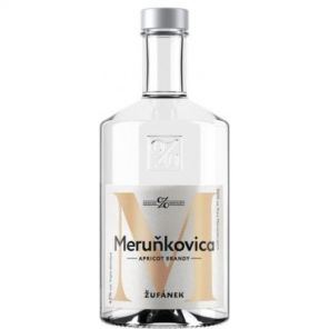 Žufánek Meruňkovica 0,5l 45%
