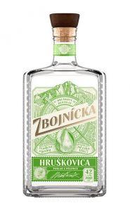 Zbojnícká Hruškovica 0,7l 42%