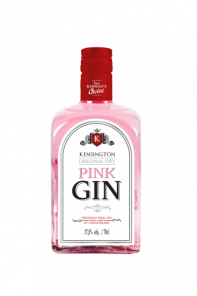 Gin Kensington pink 0,7l 37.5%