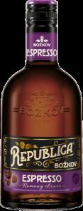 Božkov Republika Espresso 0,7l 35%