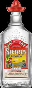 Tequila Siera silver 1l 38%