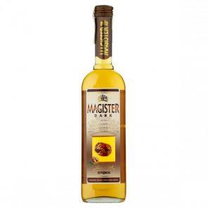 Magister oříškový dark 0,5l 22%