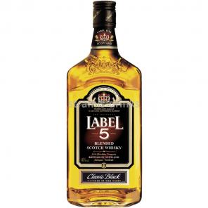 Label 5  0,7l 40%