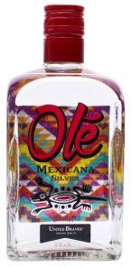 Tequila Mexicana stříbrná Ole 0,7l 38%