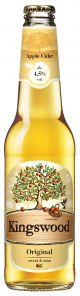 Kingswood cider 0,4l sklo