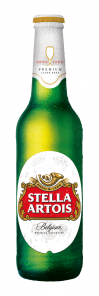 Stella Artois 12° 0,33l Sklo