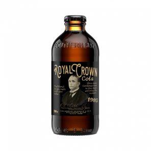 Royal Crown cola 0,25l sklo
