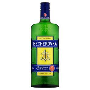 Becherovka 0,7l 38% dárkové