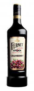Fernet stock Cranberry 1l 27%