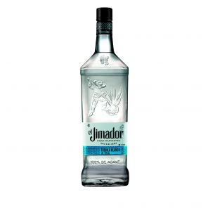 Tequila El Jimador stříbrná 1l 38%