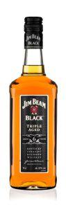 Jim Beam Black 0,7l 43% v kartonku